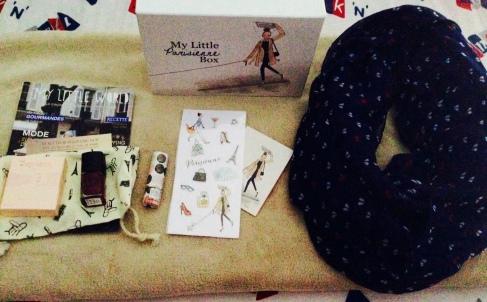 My Little Parisienne Box !