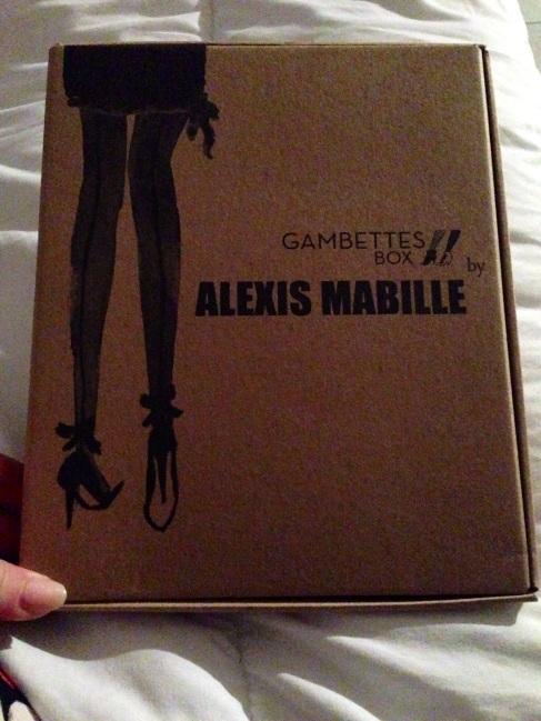 Mon avis sur La Gambettes Box !